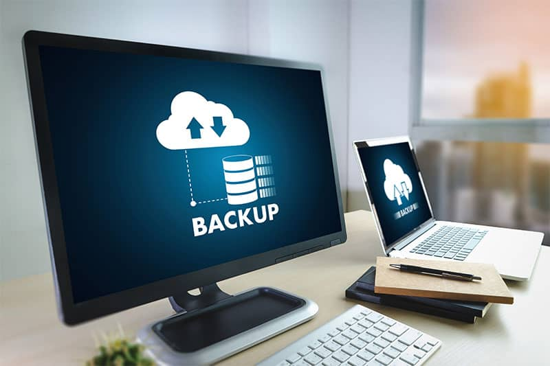 Cloud Data Storage Backup